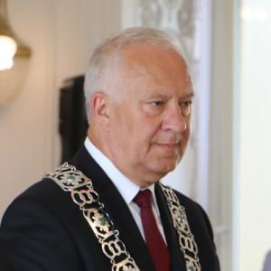 Tadeusz Krzakowski - prezydent w: Legnica