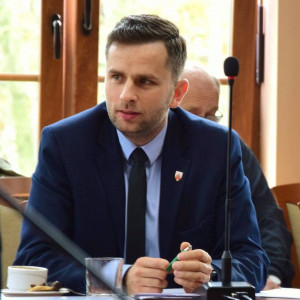 Paweł Dziwosz - radny w: Malbork