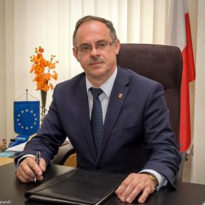 Czesław Renkiewicz - prezydent w: Suwałki