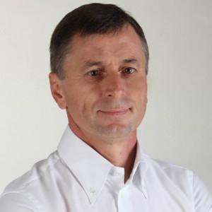 Marian Szkudlarek - burmistrz w: Swarzędz