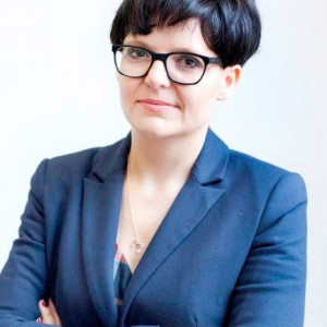 Justyna Glusman - kandydat na radnego w miejscowości Warszawa w wyborach samorządowych 2018