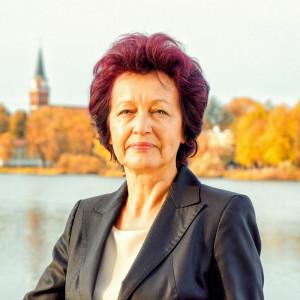Danuta Górska - kandydat na burmistrza w miejscowości Szczytno w wyborach samorządowych 2018