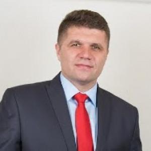 Paweł Okrasa - burmistrz w: Wieluń