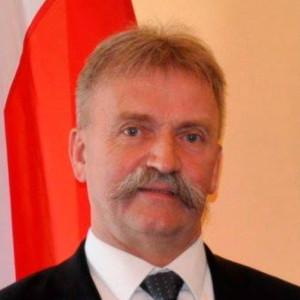 Krzysztof Kaliński - burmistrz w: Łowicz