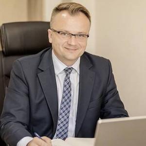 Marcin Burchacki - radny w: Mława