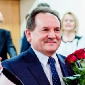 Edward Maniura - burmistrz w: Lubliniec