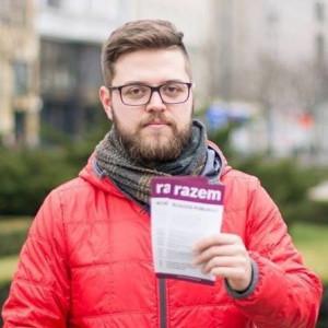 Jakub Skurzyński - kandydat na radnego do sejmiku wojewódzkiego w województwie wielkopolskie w wyborach samorządowych 2018