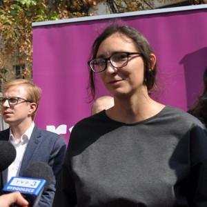 Aleksandra Justyna Smolaga - kandydat na radnego do sejmiku wojewódzkiego w województwie kujawsko-pomorskie w wyborach samorządowych 2018