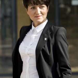Elżbieta Polak - marszałek w: lubuskie