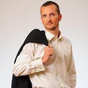 Maciej Żebrowski - burmistrz w: Wałcz