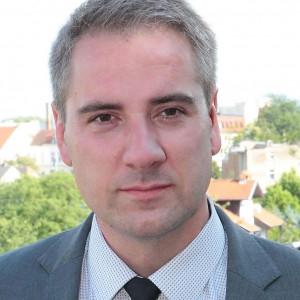 Jacek Gwizdek - radny w: Rawicz