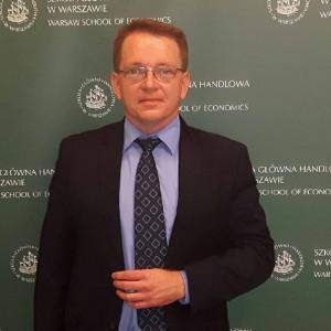 Norbert Cegliński - radny w: Grodzisk Mazowiecki
