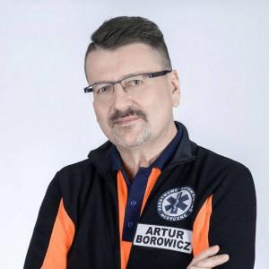 Artur Borowicz - radny w: Dąbrowa Górnicza