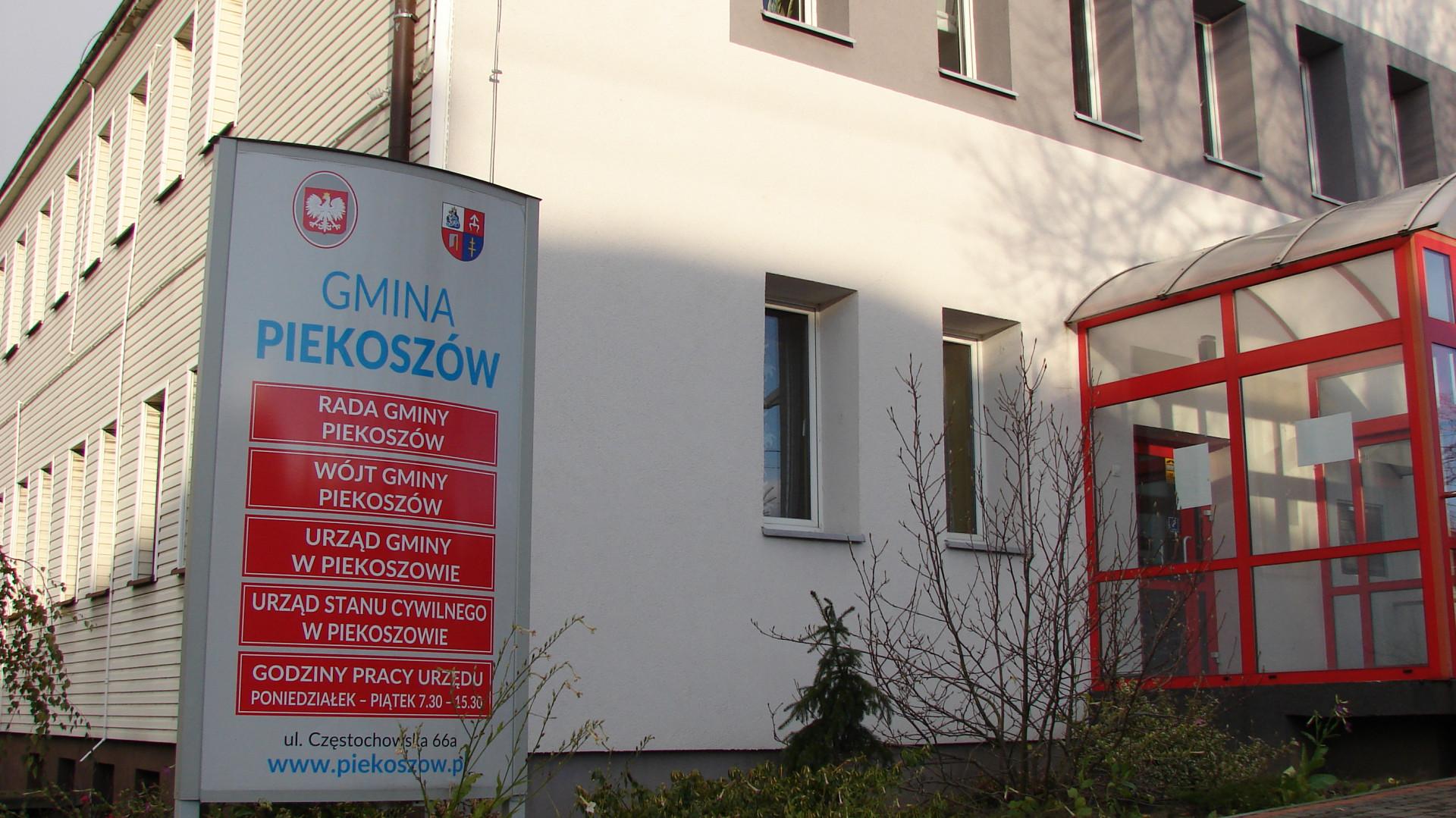 gmina Piekoszów