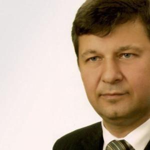Tadeusz Matejko - kandydat na burmistrza w: Czarna Białostocka
