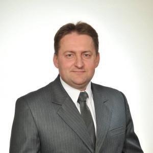 Dariusz Skiba - burmistrz w: Bodzentyn