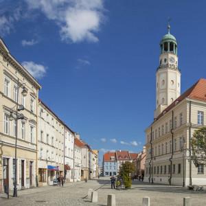 gmina Oleśnica, dolnośląskie
