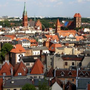 Toruń, kujawsko-pomorskie