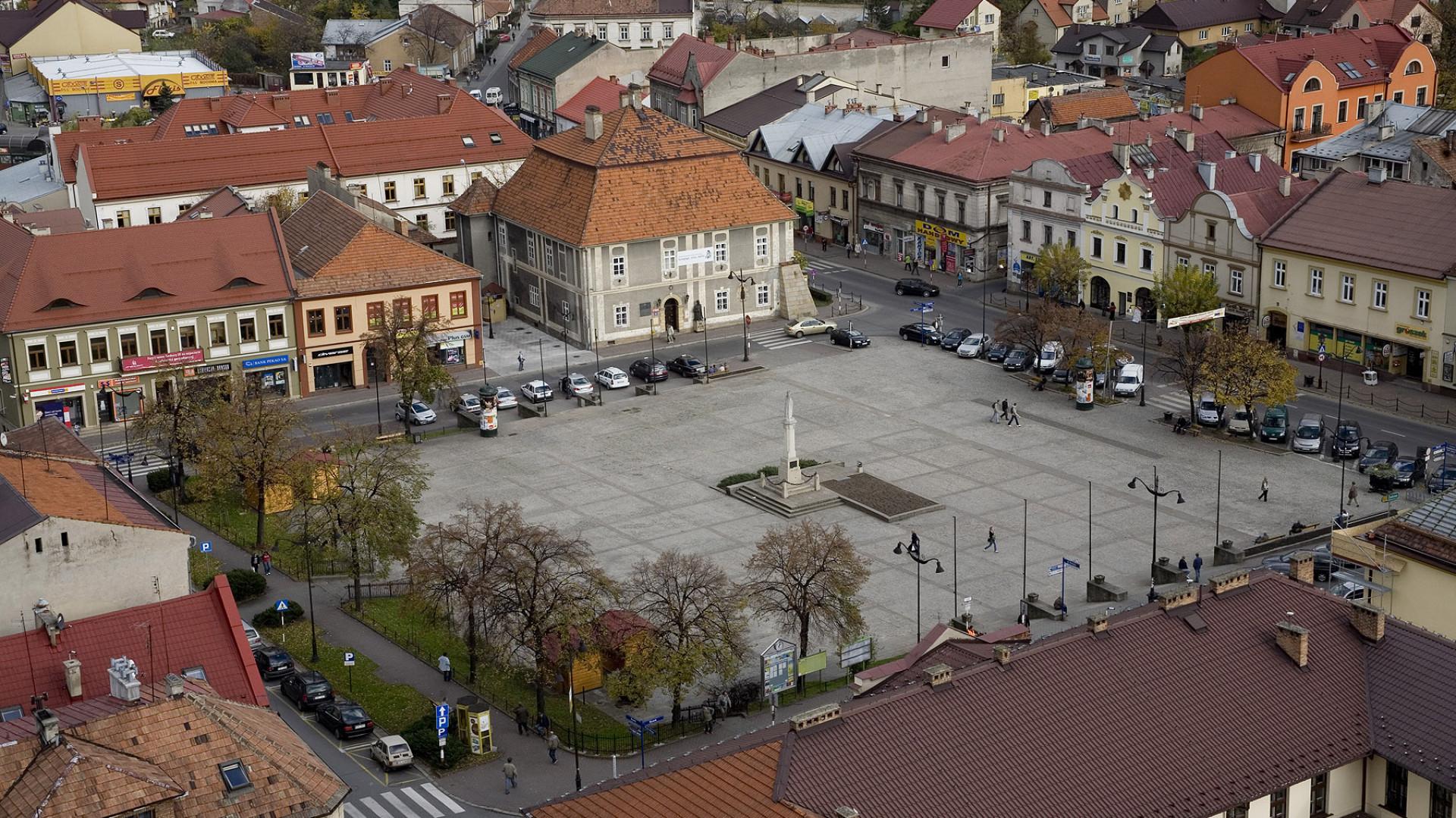 gmina Bochnia