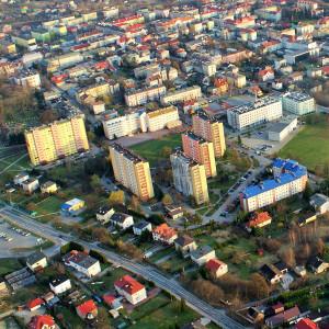 gmina Chrzanów, lubelskie
