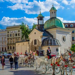 Kraków, małopolskie