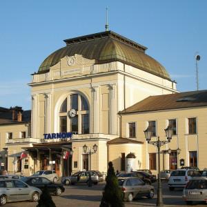 gmina Tarnów, małopolskie