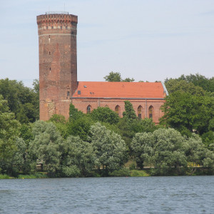 gmina Człuchów, pomorskie