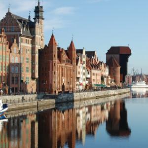 Gdańsk, pomorskie