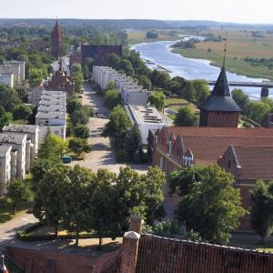 gmina Malbork, pomorskie