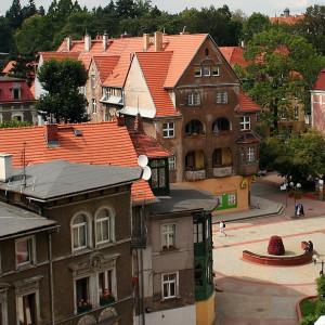 Szczawno-Zdrój, dolnośląskie