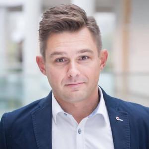 Marcin Gołaszewski - radny w: Łódź