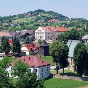Czchów, małopolskie
