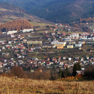 Szczawnica, małopolskie