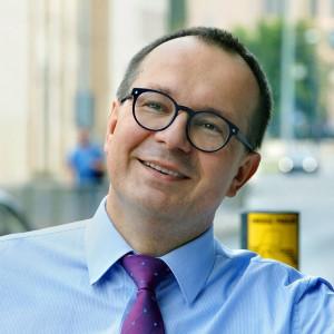 Piotr Paduszyński - kandydat na radnego w: Łódź