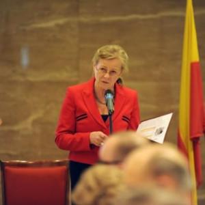 Anna Nehrebecka-Byczewska - kandydat na radnego w miejscowości Warszawa w wyborach samorządowych 2018