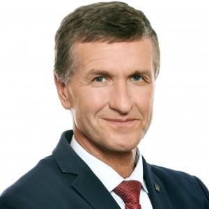 Stanisław Piechula - burmistrz w: Mikołów