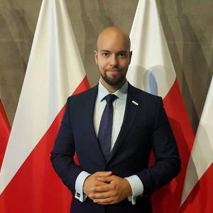 Dawid Krupej - radny w: Gdańsk