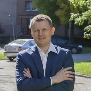 Wojciech Krzysztonek - radny w: Kraków