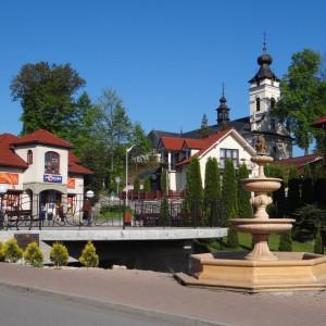 gmina Pcim, małopolskie