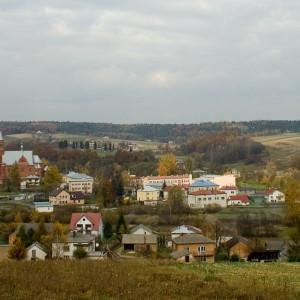 gmina Szerzyny, małopolskie