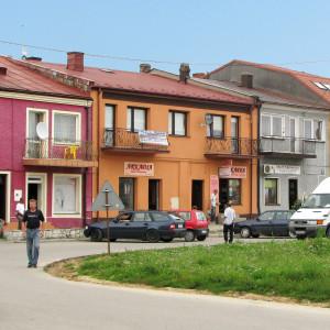 gmina Klimontów, świętokrzyskie
