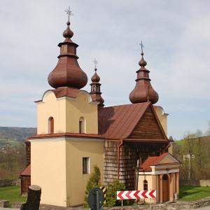 gmina Ropa, małopolskie