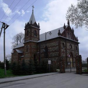 gmina Baćkowice, świętokrzyskie