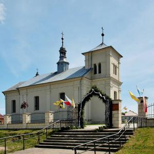 gmina Michałów, świętokrzyskie