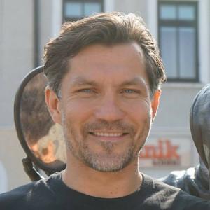 Krystian Kinastowski - kandydat na prezydenta w miejscowości Kalisz w wyborach samorządowych 2018