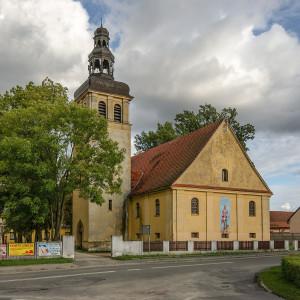 gmina Zawonia, dolnośląskie