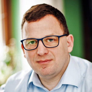 Marek Sikora - kandydat na prezydenta w: Grudziądz