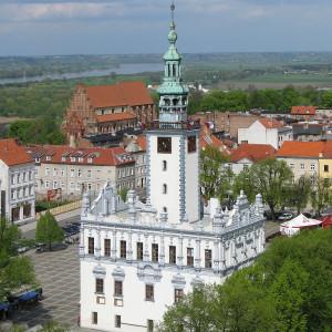 gmina Chełmno, kujawsko-pomorskie