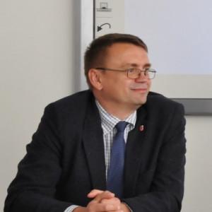 Witosław Gibasiewicz - kandydat na radnego do sejmiku wojewódzkiego w: wielkopolskie