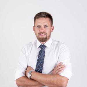 Bartosz Bluma - radny w: Chojnice